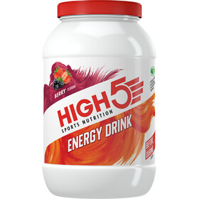 High5 Energy Drink Tub 2,2kg, Berry